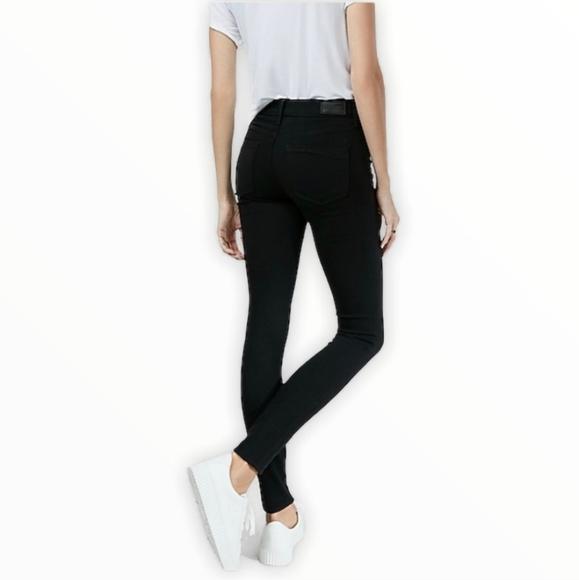 Express • Short Midrise Skinny Jeans